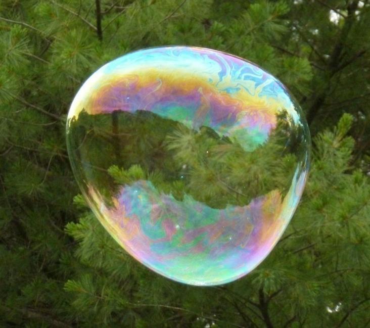 burbujas gigantes caseras - diy