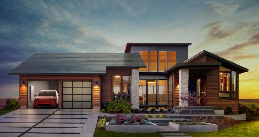 tejados solares de tesla