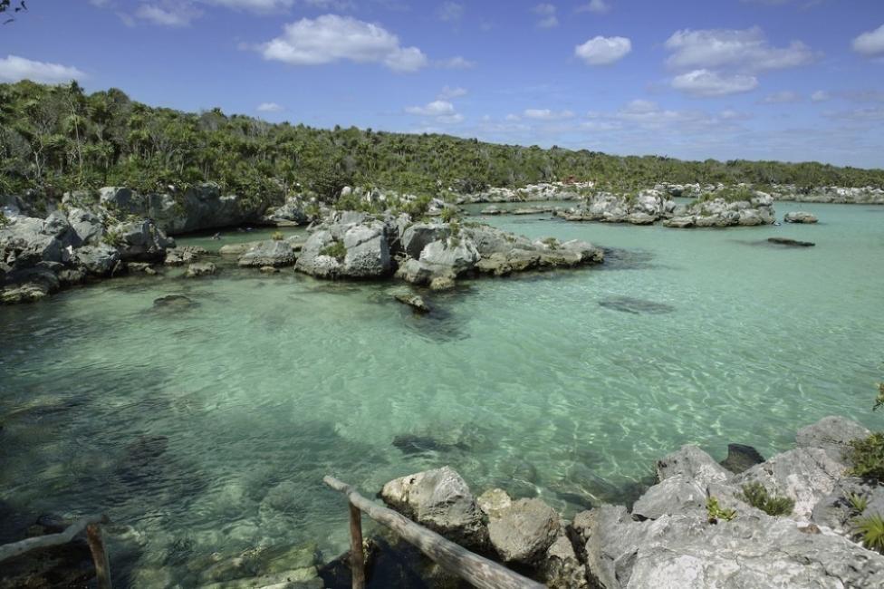 Riviera Maya - Acuario Xel Há
