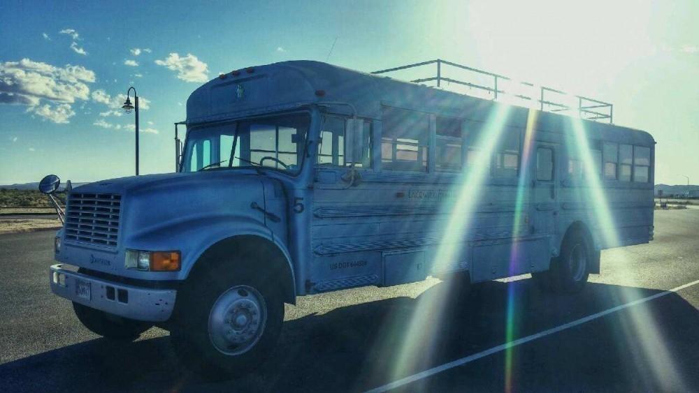 Recorrer el mundo en casa rodante - autobús