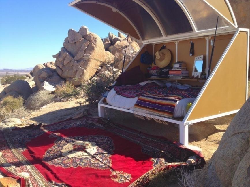 Andrea Zitte- california- campamento