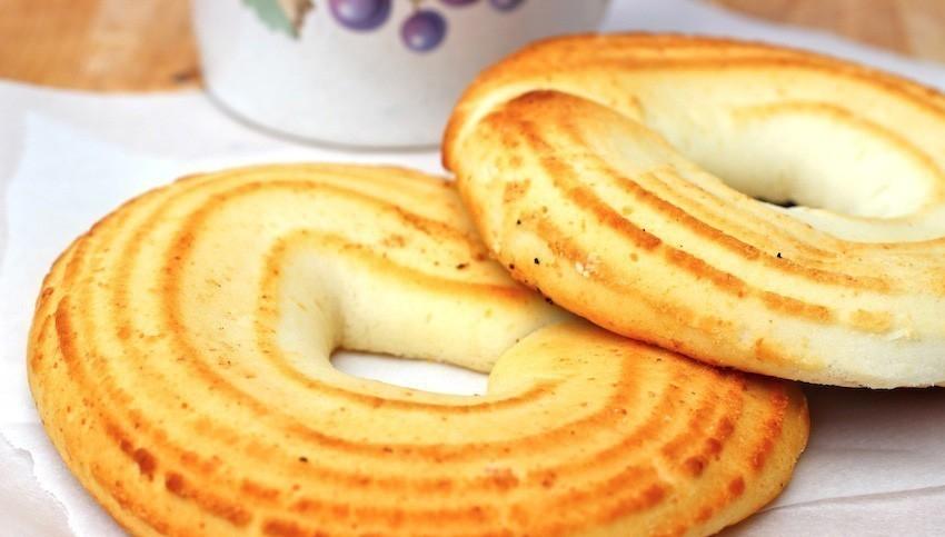 pan de queso colombiano listo