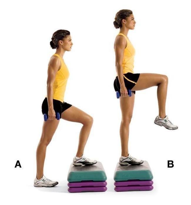 Ejercicios para adelgazar piernas y gluteos rapidamente