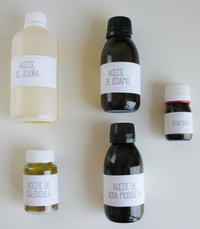 Sérum rejuvenecedor antiarrugas casero - ingredientes, aceites