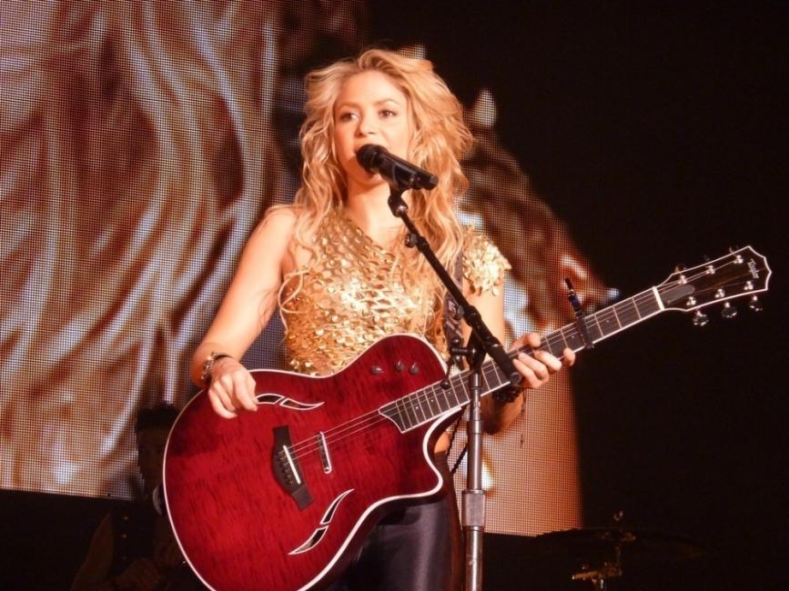 Shakira ha cancelado por este año su gira El Dorado