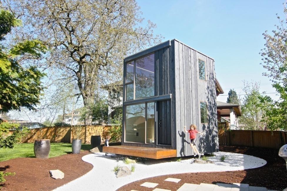 359 de Path Architecture- hogar pequeño giratorio