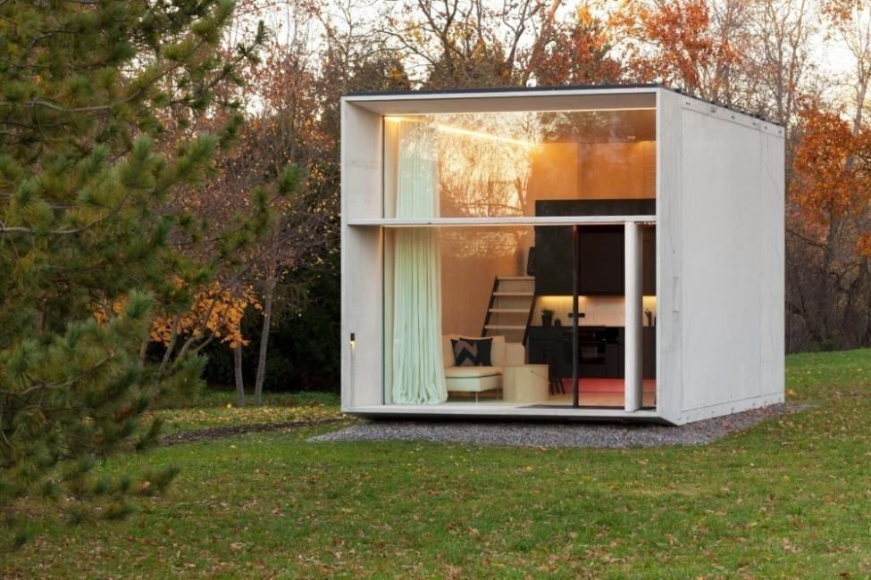 casa prefabricada en poco tiempo- KODA