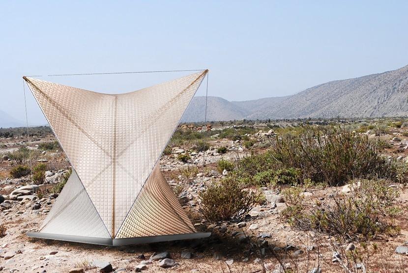 Un dispositivo que permite combatir la escasez de agua, ¡con la niebla!