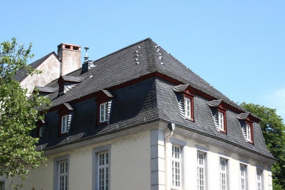 cubierta de pizarra para techos