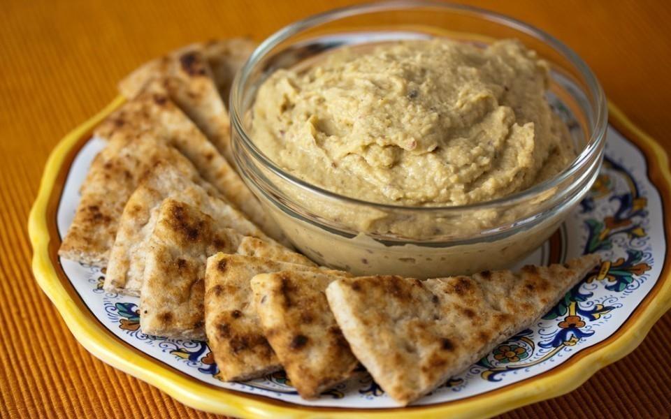 Hummus con Tahini receta