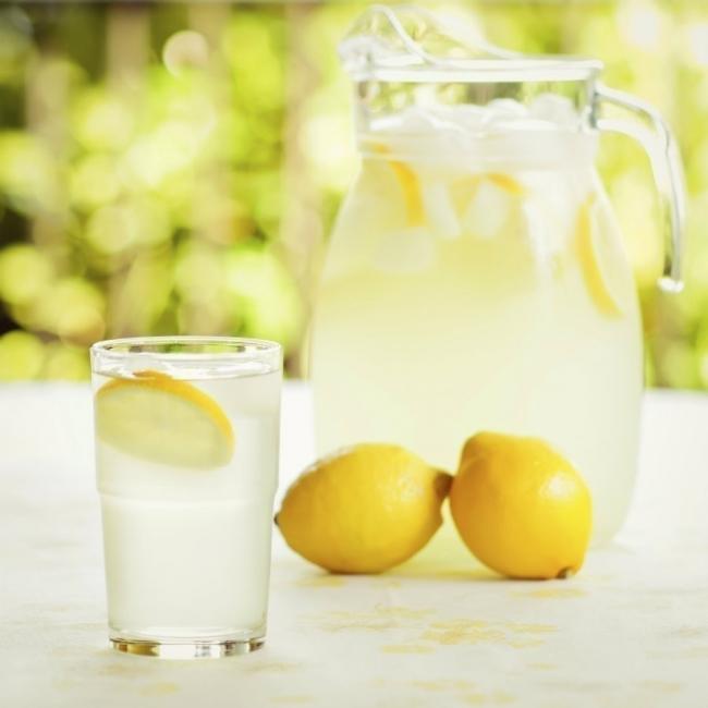 bebidas isotónicas - limón