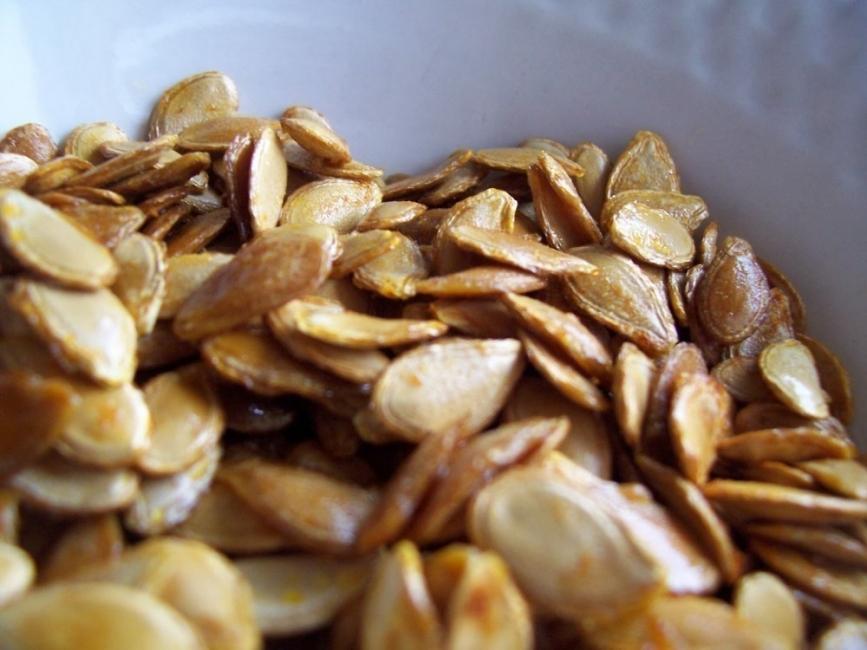 Cómo cultivar calabazas en casa- semillas