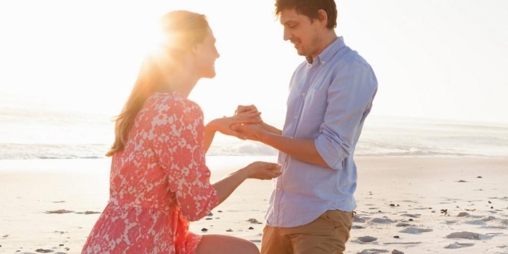 años bisiesto mujer pidiendo matrimonio