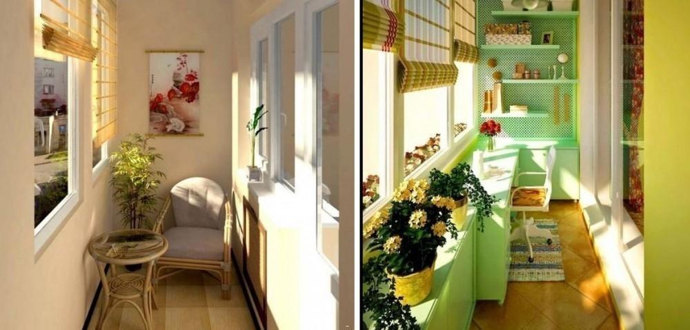 balcones internos