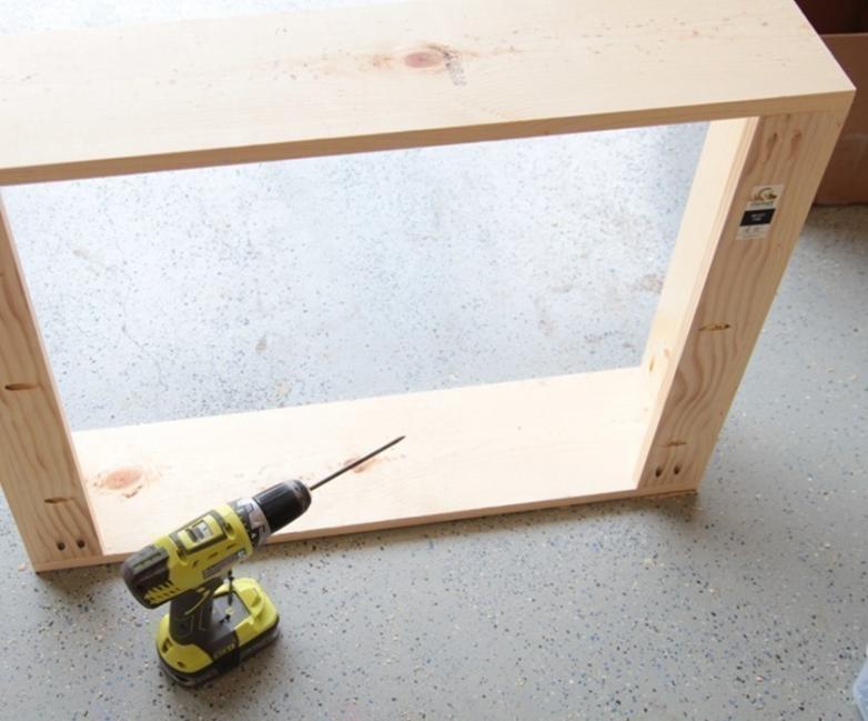 Cómo hacer una mesa para espacios reducidos- soportes