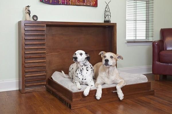 sofá cama para mascotas