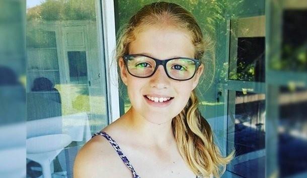 Justina murió de 12 años, tenía una enfermedad congenita