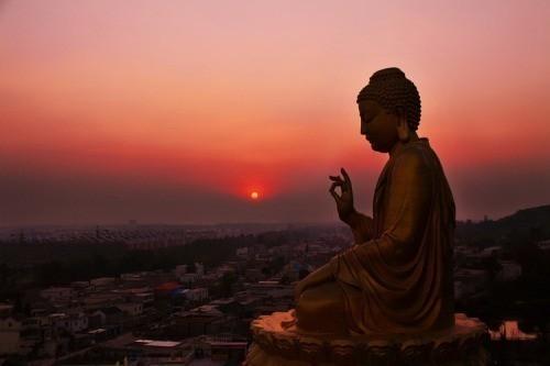 Budismo estatua