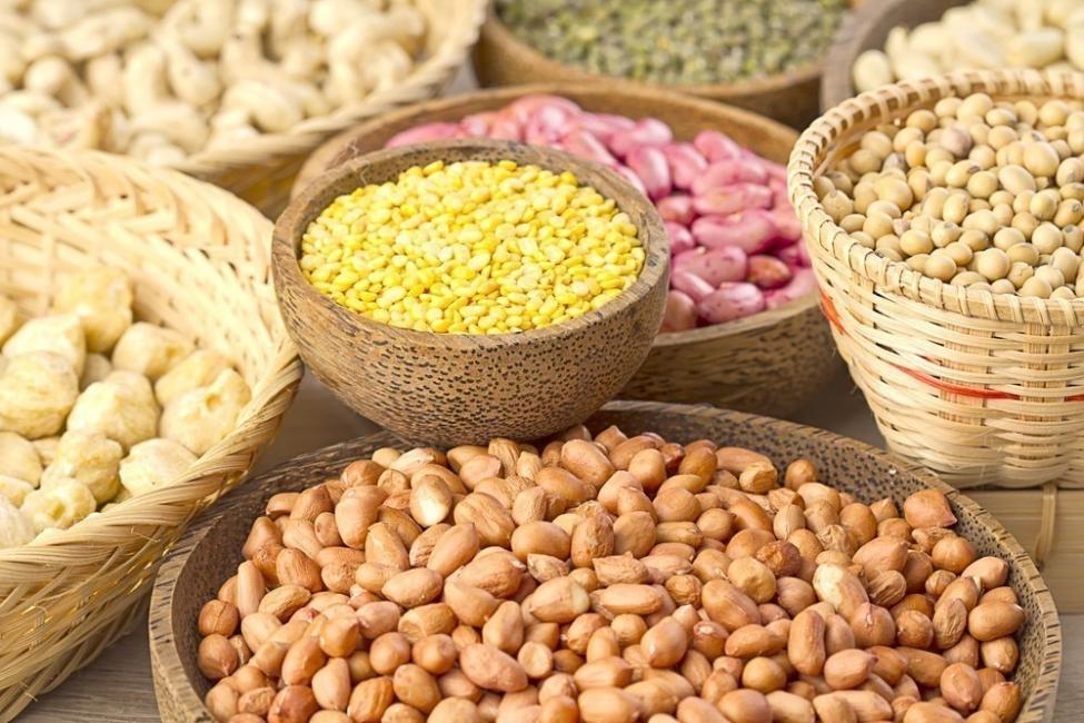 Colesterol: incorporar legumbres