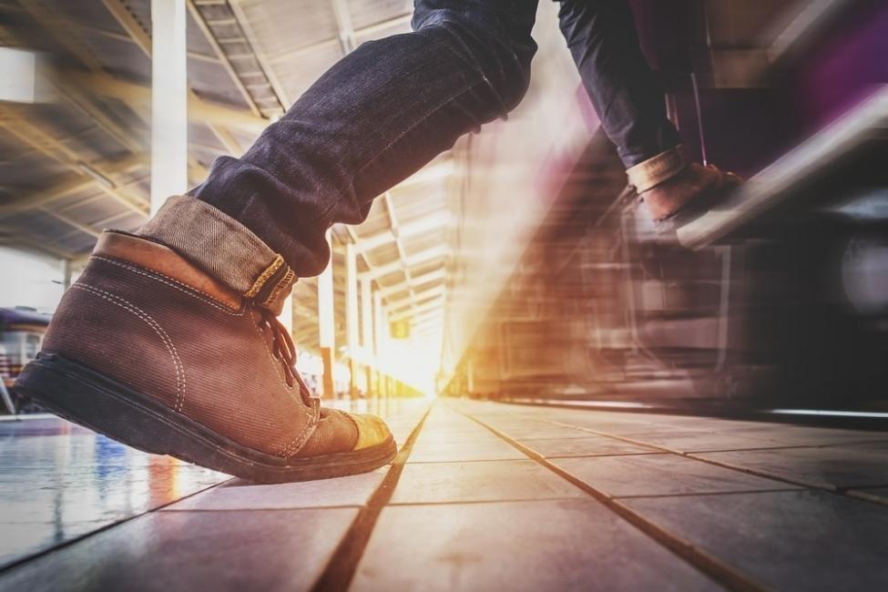 caminar y personalidad- caminar apurados