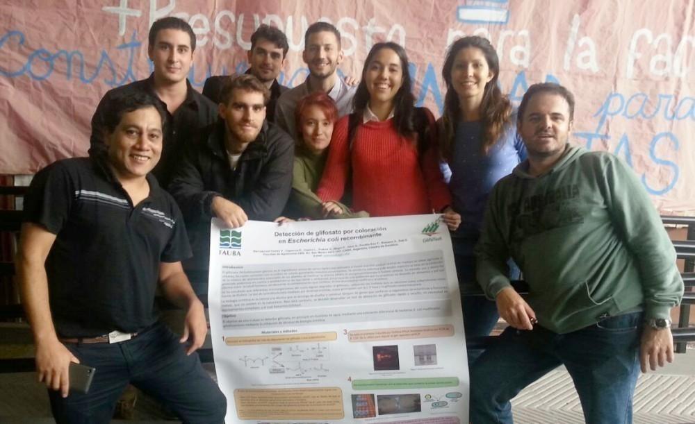 test glifosato estudiantes UBA- Agronomía