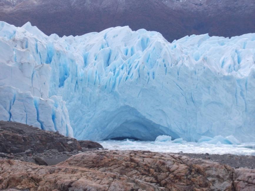 Salvá al Glaciar Perito Moreno - glaciar