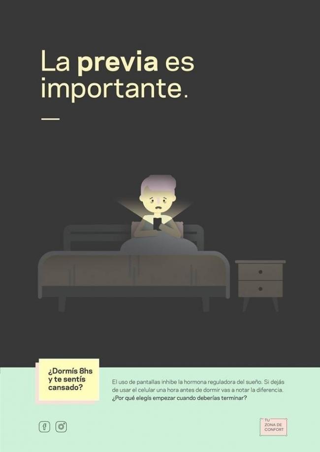 Por qué deberías apagar el celular una hora antes de irte a dormir ...
