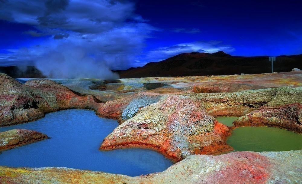 1. Sol de mañana - Bolivia