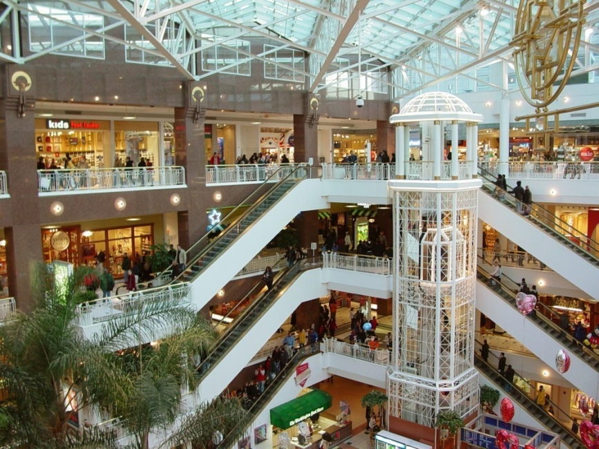 no lugar shopping