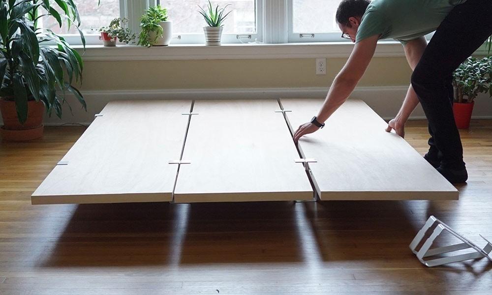 Cómo construir una base para tu cama fácilmente-armado