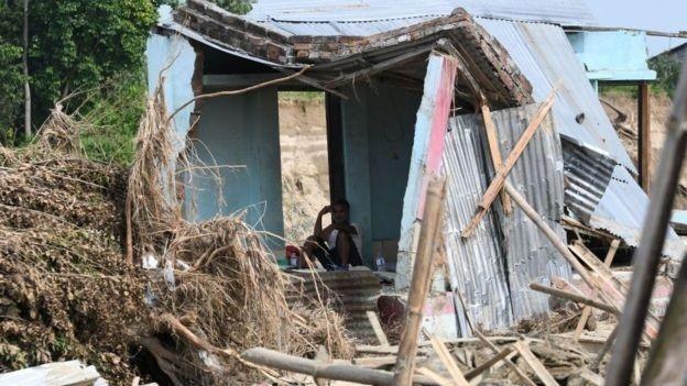 Lluvias monzónicas han afectado 40 millones de personas