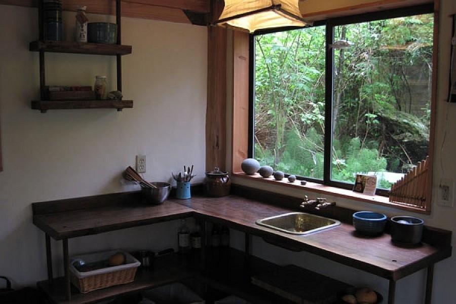 casa pequeña - cocina